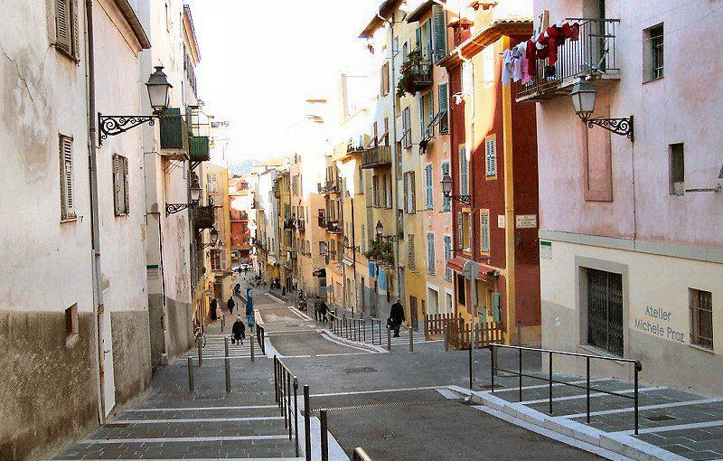 Rue Rossetti