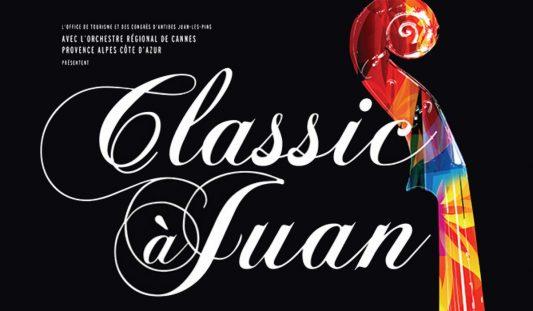 Classic à Juan | Affiche